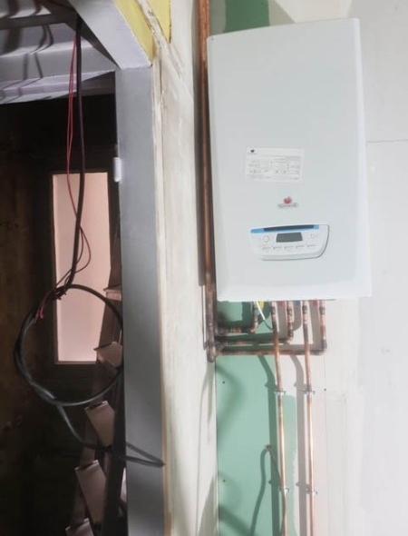 Installation de chaudière à gaz à Lyon