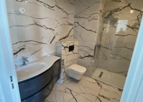 Réalisation de salle de bain à Villeurbanne