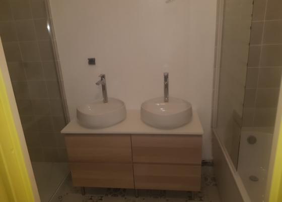 Réalisation des sanitaires à Villeurbanne